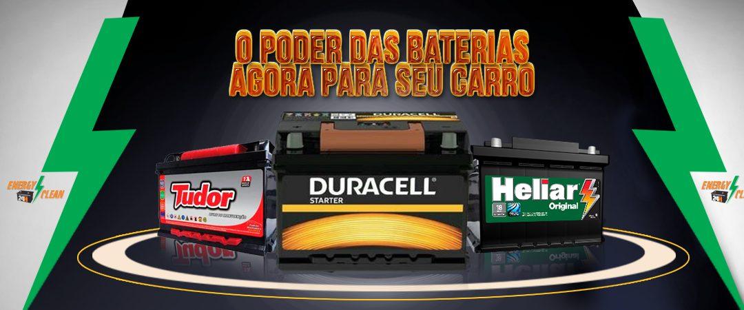 Baterias Start Stop, EFB e AGM em Curitiba